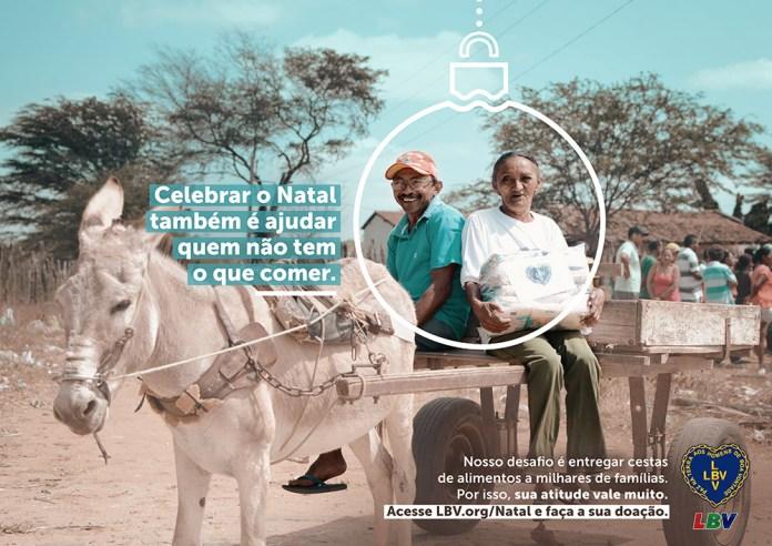 Campanha Natal Permanente da LBV