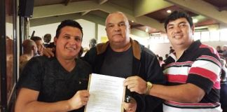 PSB de Marataízes entrega documentos solicitando demandas para o Município