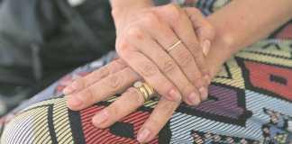 Lauriete dá um fim no casamento com o ex-senador Magno Malta