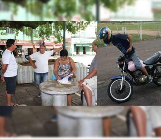 Depois de abaixo assinado, motoqueiros com motos barulhentas serão presos em Mimoso do Sul