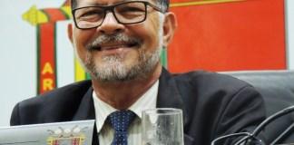 """Anchieta: """" Vou tentar trazer recursos para a administração Fabrício Petri"""", diz Beto Caliman"""