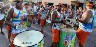 Animação garantida no Carnaval de Anchieta