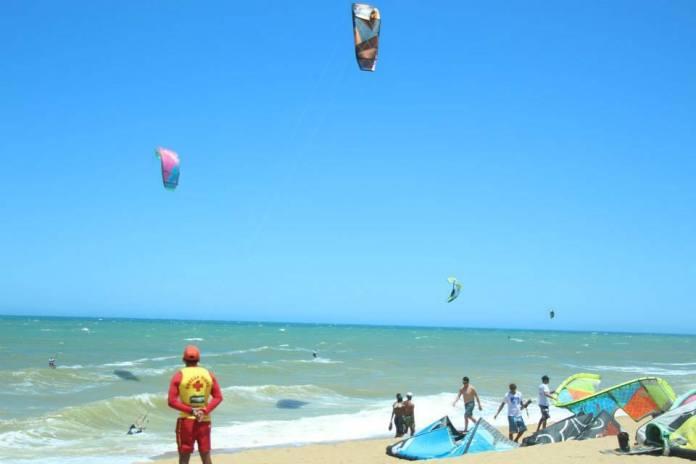 Eventos e competições de kitesurf atraem bons turistas para nosso litoral