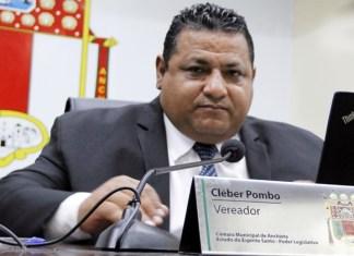 Cléber Pombo quer acabar com taxa de esgoto em Anchieta