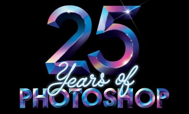 25 anos Photoshop