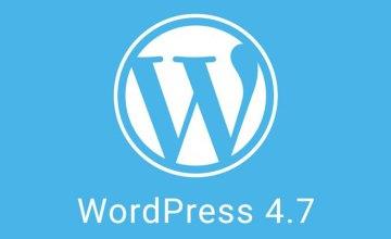 wordpress-4-7-nova-versao