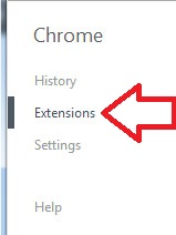 Extensions G Chrome