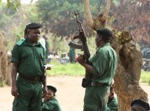 homens armados da renamo