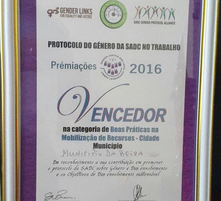 municipio-da-beira-premiado-portalmoznews