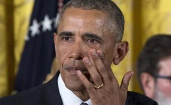 Obama deixou uma carta de despedida na página oficial da Casa Branca, na qual agradece, uma vez mais, o contributo e influência que os norte-americanos tiveram no seu mandato.