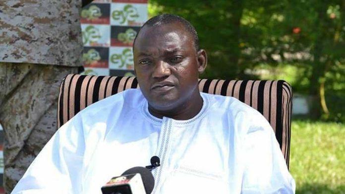 A garantia foi avançada pelo presidente da Gâmbia, Adama Barrow à Comissão Europeia e contraria a formalização da saída da Gâmbia deste tribunal internacional, cuja função principal