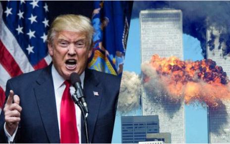 """""""Primeiro de tudo, o inquérito inicial do 11 de Setembro é uma bagunça total e tem de ser reaberto"""", disse Trump. Com a eleição de Donald Trump, o estabelecimento foi pego totalmente de surpresa"""