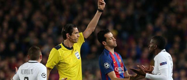 O Barcelona-Paris Saint-Germain (PSG) terá sido, porventura, o mais emocionante jogo da história recente da Liga dos Campeões, mas a arbitragem de Deniz ...