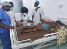 Perdeu a vida o homem que foi queimado pela esposa com recurso à gasolina na cidade de Quelimane, província da Zambézia.O finado não resistiu as queimaduras