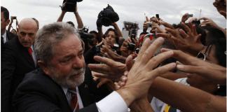 Lula confirmado como candidato a presidente?