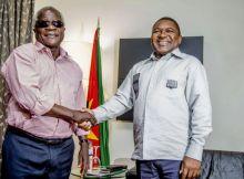 """O Presidente de Moçambique revelou estarem a ser """"alcançados consensos"""" e admitiu haver uma maior """"confiança mútua"""" nas negociações com Afonso Dhlakama."""