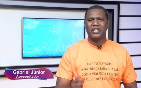 O apresentador Gabriel Júnior esta sendo injuriado mais uma vez. Foi posta a circular uma notícia nas redes sociais que da conta de que o apresentador está tendo um caso amoroso