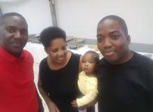 Depois de andar um pouco ausente das telas, o apresentador carismático da televisão de Moçambique (TVM), Puto Aires decidiu brindar os seus fãs, amigos , seguidores