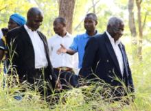 Os residentes do posto administrativo de Vunduzi, distrito de Gorongosa, na província central de Sofala, pedem ao líder da Renamo e seus homens armados para saírem das matas e se juntarem ao processo de desenvolvimento do país.