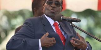 O Presidente zimbabweano, Robert Mugabe, ofereceu um milhão de dólares à União Africana (UA), como parte de uma iniciativa para reduzir a dependência desta organização