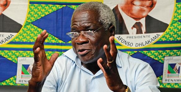 O líder da Renamo, Afonso Dhlakama, tem três semanas para manifestar interesse em se recensear, no âmbito do IV censo geral da população e habitação, que decorreu de 1 a 15 de Agosto corrente.