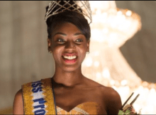 De acordo com imagens e vídeos que circulam nas redes sociais, a actual Miss Luanda, Lina Vemba, estaria alegadamente envolvida em práticas de prostituição.