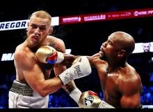 O lutador irlandês Conor McGregor foi dado como inapto para todas as actividades desportistas depois de ter sido derrotado no apelidado combate do século pelo norte – americano Floyd Mayweather.