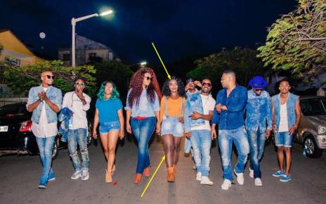 A cantora moçambicana Marlene, popularmente conhecida por Preta Negra está sendo alvo de piadas nas redes socias. Isto aconteceu pouco depois de uma foto em que elaaparece