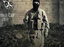 Cristiano Ronaldoé o mais recente alvo da propaganda terrorista. Na imagem, o internacional português aparece ajoelhado, com um olho negro, ao lado de um jihadista encapuzado e de faca na mão.