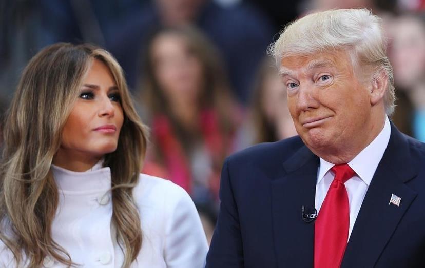 Esta não é a primeira vez que a vida íntima de Melania Trump, de 47 anos de idade, e de Donald Trump, 71 anos,éalvo de interesse em páginas de jornais e revistas do mundo inteiro