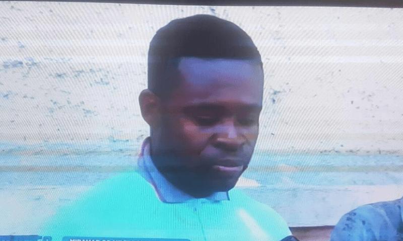 A polícia (afirma que) encontrou-o em posse de 60 comprimidos de Ekstaasi, que estavam a ser vendidos a 500 Mt, Dj Eduardo PM disse nao ter nada a declarar