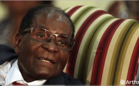 O presidente da República do Zimbabwe, Robert Mugabe, teria mais de US $ 1 bilhão, apesar de seu país ser um dos mais pobres do mundo.