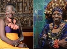 Rencontrez une femme nigérienne de 65 ans qui fait des conférences à Harvard