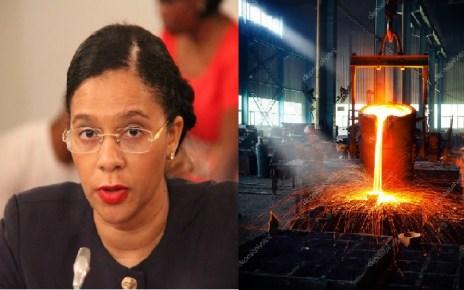 O Governo de Moçambique representado pela Ministra dos Recursos Minerais e Energia Letícia Klemens assina esta segunda-feira ( 11 de Dezembro as 12:30 horas no seu gabinete de trabalho) com a capitol Resources o Contrato Mineiro para extracção e processamento de ferro na Província de Tete.