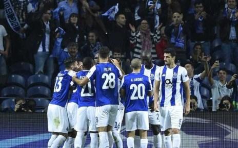 FC Porto nos oitavos de final da Champions League, Depois de três jogos consecutivos sem vencer (empates), o FC Porto recebeu e venceu na noite de ontem, o Mónaco por 5-2