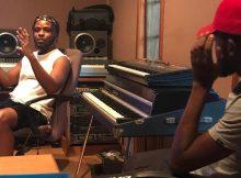 Tudo indica que vem aí uma música do rapper Lay Lizzy com a participação do rapper sul-africano Kwesta, Lay Lizzy já gravou com o rapper AKA