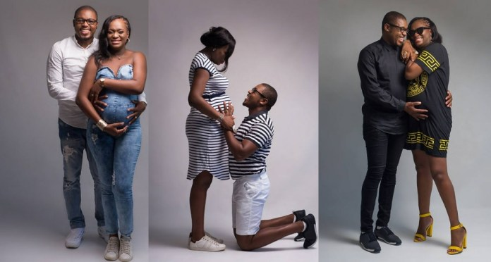 Iveth mostrou pela primeira vez no dia 28 de Dezembro de 2017 nas redes sociais, que está grávida do seu primeiro filho, fruto do matrimônio com Gildo Espada, doutorado em Direito Público.