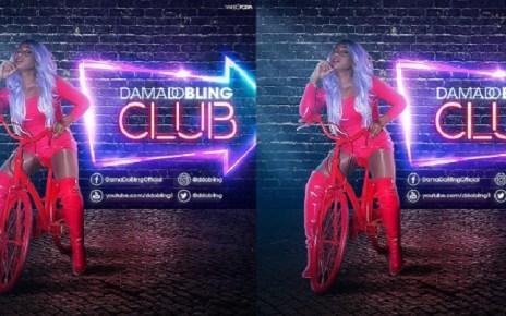 """Depois de """"lágrimas de mãe"""", que já tem o seu vídeo, a rapper moçambicana Dama do Bling já prepara o vídeo do seu recente trabalho intitulado """"club""""."""