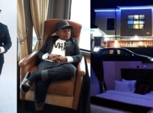 """O cômico actor de Nollywood, Osita Iheme começou o ano com uma nota alta ao abrir um novo hotel em Owerri, estado de Imo, e o chamou de """"The Resident"""""""