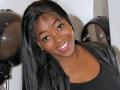 A cantora angolna Maya Zuda foi uma das convidadas a contracenar no último capítulo da quarta edição do seriado 'Mister Brau', que está a ser gravado em Angola