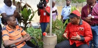 O Kudurista Sebem continua no Hospital Militar à espera de ajuda! Segundo foi noticiado recentemente no programa RC, o cantor continua à espera de ajuda