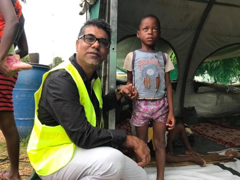 O empresário Shafee Sidat usou as redes sociais para fazer um apelo aos moçambicanos