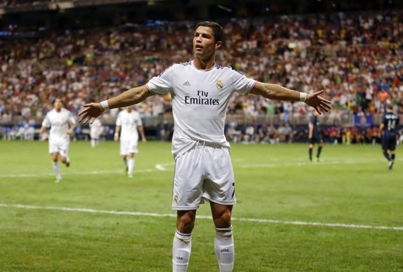 """""""Ninguém vai ser comparado a mim e ninguém vai ser Cristiano Ronaldo. Vocês são vocês e eu sou eu."""" O craque português jogou isso na cara de todo mundo"""