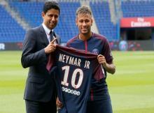 O dono do Paris Saint-Germain, Nasser Al Khelaifi, deslocar-se-á ao Brasil nos próximos dias para se encontrar com Neymar, que se encontra lesionado e a fazer recuperação.