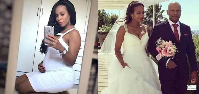 A apresentadora da Televisão Miramar, ngela Semedo, Â está grávida do seu primeiro filho, fruto da relação com o marido, com quem se casou em Agosto de 2017 em Lisboa,