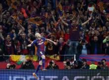 O Barcelona é o atual tetracampeão do torneio. A partida foi ainda mais especial para Andrés Iniesta.O veterano está de saída do clube catalão