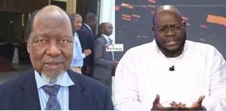 """Falta de formação, apontada pelo antigo Presidente, é """"meia-verdade"""" diz advogado Joaquim Chissano mostra-se desapontado com actual sistema judiciário"""
