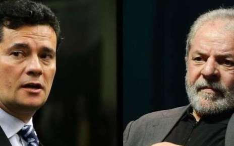 Sérgio Moro, da 13ª Vara Federal de Curitiba, determinou o início da execução da pena do réu, Luiz Inacio Lula da Silva hoje