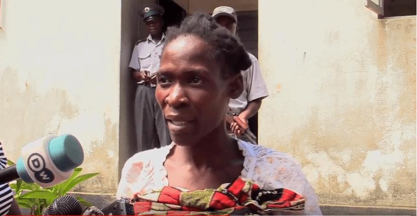A agressora que neste momento está a contas com a Polícia da República de Moçambique é confessa todavia não mostra arrependimento.