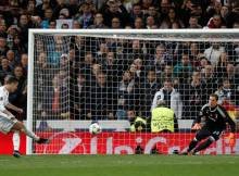 O Real Madrid sofreu, mas se classificou às semifinais da Liga dos Campeões apesar da derrota por 3 a 1 para a Juventus, nesta quarta-feira